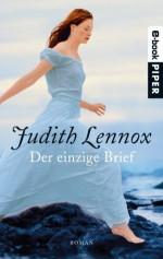 Der einzige Brief: Roman (German Edition) - Mechtild Sandberg, Judith Lennox