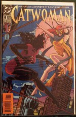 Catwoman #8 (Presenting Zephyr, Second Series) - Mary Jo Duffy, Jim Balent