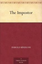 The Impostor - Harold Bindloss