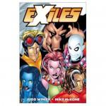Exiles: Down the Rabbit Hole - Judd Winick, Mike McKone, Mark McKenna