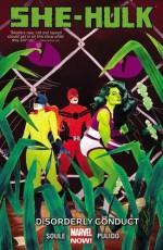 She-Hulk Volume 2: Disorderly Conduct - Charles Soule, Javier Pulido