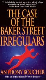 The Case of the Baker Street Irregulars - Otto Penzler, Anthony Boucher