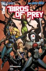 Birds of Prey (2011-) #1 - Duane Swierczynski, Jesus Saiz