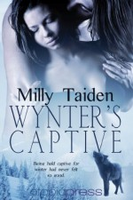 Wynter's Captive - Milly Taiden