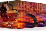 Dragons Like it Hot (Shifters in Love Book 4) - V. Vaughn, Catherine Vale Whitwell, J.K. Harper, Harmony Raines, Alisa Woods, Rinelle Grey, Scarlett Grove, Kim Faulks, Elianne Adams, Lola Kidd, Isadora Montrose, Julia Lake Mills