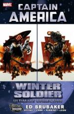 Captain America: Winter Soldier Ultimate Collection - Ed Brubaker, Michael Lark, Mike Perkins, Steve Epting