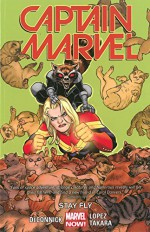 Captain Marvel Volume 2: Stay Fly - Marcia Takara, Kelly Sue DeConnick