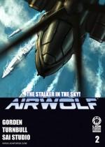 Airwolf #2 - David Gorden, Shannon Denton, Koi Turnbull