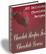600 Chocolate Recipes For Chocolate Lovers (Penny Books) - Jill King, Penny Books