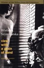 View With a Grain of Sand: Selected Poems - Wisława Szymborska, Clare Cavanagh, Stanisław Barańczak