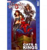 Ultimate Spider-Man, Vol. 8: Cats & Kings - Brian Michael Bendis, Mark Bagley