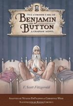 The Curious Case of Benjamin Button - Nunzio DeFilippis, F. Scott Fitzgerald, Christina Weir, Kevin Cornell