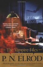 The Vampire Files, Volume 1 - P.N. Elrod, Tiffany Estreicher