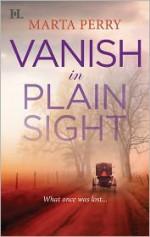 Vanish in Plain Sight - Marta Perry
