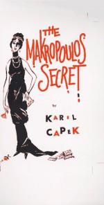 Makropoulos Secret - Karel Čapek
