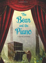 The Bear and the Piano - David Litchfield, Frances Lincoln Ltd