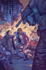 The Last of Us: American Dreams #4 - Neil Druckmann, Faith Erin Hicks, Rachelle Rosenberg, Julian Totino Tedesco