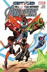 FCBD 2015: Avengers #1 - Mark Waid, Charles Soule, Mahmud Asrar, Brandon Peterson, Jerome Opena, Nick Bradshaw