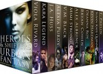 Heroes & Shifters Urban Fantasy Multi-Author Boxed Set: Urban Fantasy novels about shifters and werewolves, witches and wizards, mages, ghosts, angels, ... Urban Fantasy and Super Powers Book 3) - Viola Rivard, J.A. Huss, Alexia Purdy, Kara Legend, Alex Albrinck, V.M. Black, Bryan Cohen, Deanna Roy, Kevin Hardman, Susan Kaye Quinn, Mimi Strong, T. Paulin