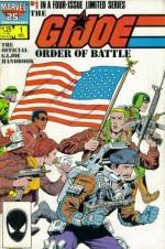 G.I.Joe Order Of Battle #1 (Marvel Comics) - Larry Hama, Herb Trimpe
