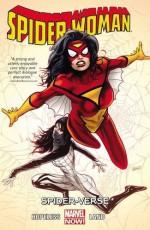 Spider-Woman Volume 1: Spider-Verse (Spider-Woman: Marvel Now!) - Dennis Hopeless, Greg Land