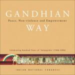 Gandhian Way: Peace, Non-violence and Empowerment - Anand Sharma, Sonia Gandhi