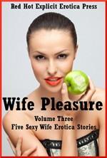 Wife Pleasure Volume Three: Five Sexy Wife Erotica Stories - Tara Skye, Amy Dupont, Connie Hastings, Hope Parsons, Fran Diaz