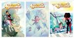 Steven Universe Issues 1-3 Set!!! Kaboom! Studios Comics - Jeremy Sorese