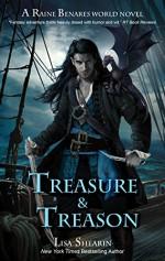 Treasure and Treason: A Raine Benares World Novel - Lisa Shearin
