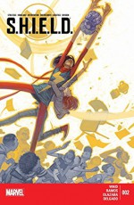 S.H.I.E.L.D. (2014-) #2 - Mark Waid, Humberto Ramos, Julian Tedesco