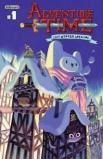 Adventure Time 2014 Winter Special #1 - Luke Pearson, Jeremy Sorese, T. Zysk, Allison Strejlaw, Janet Rose
