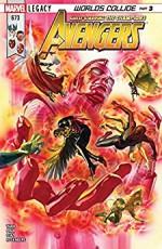 Avengers (2016-) #673 - Paco Diaz, Javier Pina, Alex Ross, Mark Waid