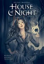 House of Night: The Graphic Novel - P.C. Cast, Kristin Cast, Kent Dalian, Joëlle Jones, Karl Kerschl