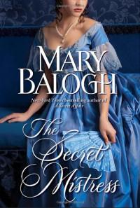 The Secret Mistress - Mary Balogh