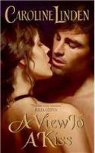 A View to A Kiss - Caroline Linden