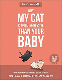Why My Cat Is More Impressive Than Your Baby - Matthew Inman