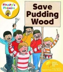 Save Pudding Wood - Roderick Hunt, Alex Brychta