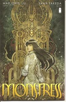 Monstress #1 - Sana Takeda,Marjorie M. Liu