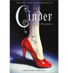[ CINDER (LUNAR CHRONICLES #01) ] BY Meyer, Marissa ( AUTHOR )Jan-08-2013 ( Paperback ) - Marissa Meyer