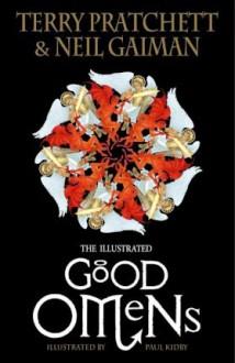 The Illustrated Good Omens - Terry Pratchett, Neil Gaiman, Paul Kidby