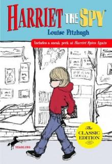 Harriet the Spy - Louise Fitzhugh