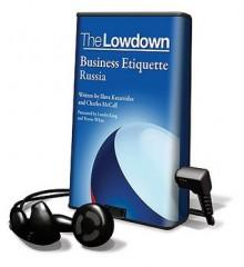 Business Etiquette - Russia - Lorelei King, Slava Katamidze, Charles McCall