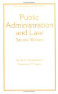 Public Administration and Law - David H. Rosenbloom