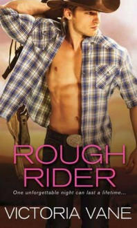 Rough Rider (Hot Cowboy Nights) - Victoria Vane