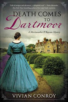 Death Comes to Dartmoor - Vivian Conroy