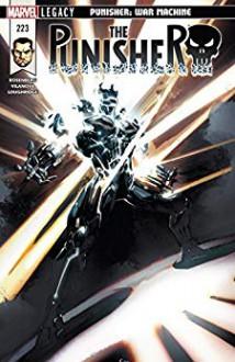 The Punisher (2016-) #223 - Guiu Vilanova, Matthew T. Rosenberg, Clayton Crain