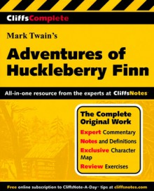 Adventures of Huckleberry Finn: Mark Twain's - Richard P. Wasowski, CliffsNotes, Mark Twain