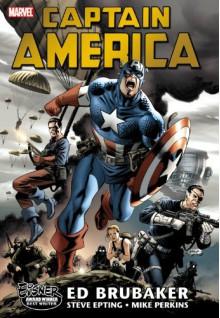 Captain America Omnibus, Vol. 1 - Ed Brubaker, Mike Perkins, Steve Epting, Michael Lark