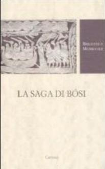 La saga di Bòsi - Anonymous Anonymous, Giovanni Fort