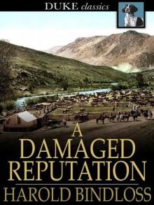 A Damaged Reputation - Harold Bindloss